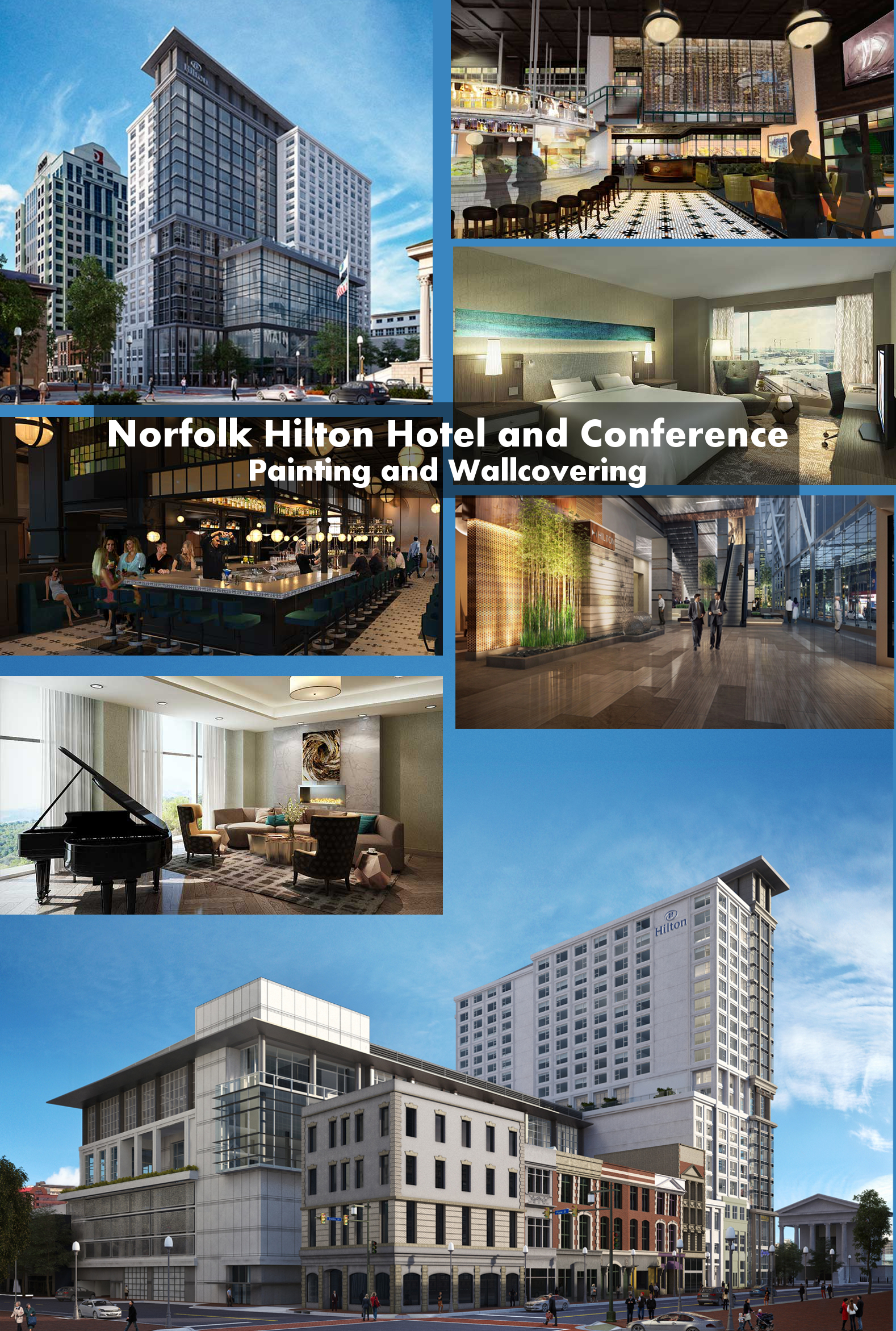 Norfolk Hilton Hotel and Conference